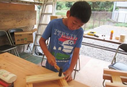 9/18日(日)木工教室のご報告